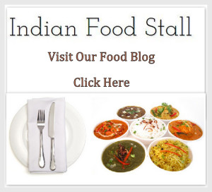 Started a New Blog: Indian Food Stall
