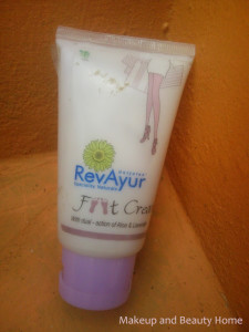 RevAyur Foot Cream Review