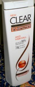 New Clear Women Anti-Dandruff & Anti Hair Fall Shampoo Review