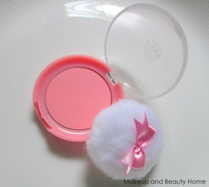 Etude House Lovely Cookie Blusher in Grapefruit Jelly Review