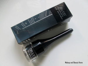 Tips & Toes Dramatic Gel Eyeliner Review, Swatches & EOTD