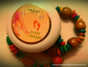 Vaadi Herbals Foot Cream Review and My Experience
