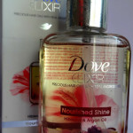 Dove Elixir Nourished Shine Hibiscus and Argan Oil Review