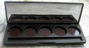Inglot System Empty Palettes 5 Rounds Review and Photos