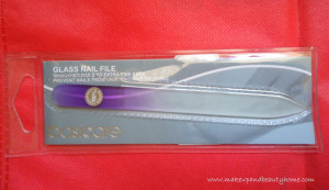 Basicare Glass Nail File Review