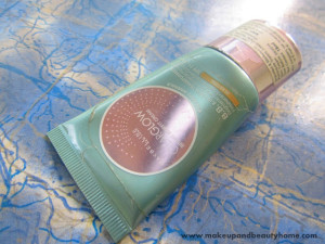 Maybelline Clearglow BB Cream Natural Review, Swatches and Photos
