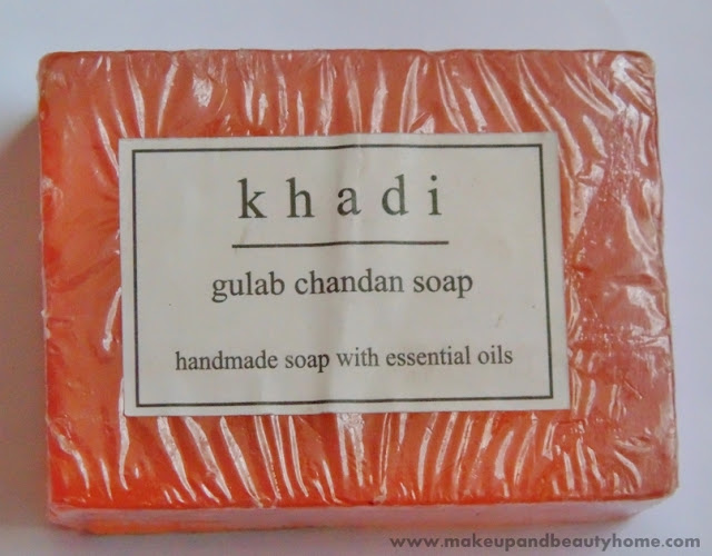 Khadi Gulab Chandan Handmade Soap Review