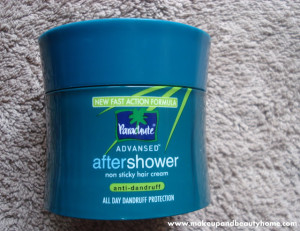 Parachute Advansed After Shower Non Sticky Hair Cream Review
