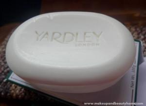 Yardley London Jasmine Luxury Soap Review
