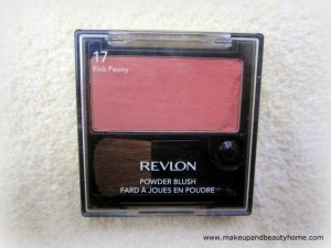 Revlon Pink Peony Powder Blush Review, Photos and Swatch