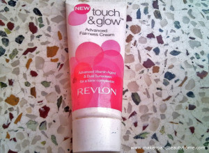 Revlon Touch and Glow Advanced Fairness Cream Review