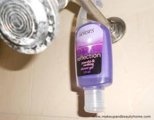Avon Senses Reflection Shower Gel Review