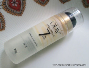 Olay Total Effects 7 in One Cream + Serum Duo Review