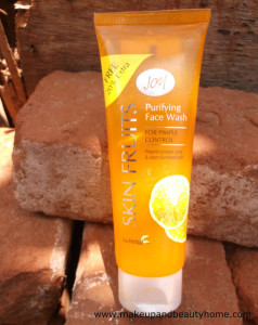 Joy Skin Fruits Purifying Face Wash Review