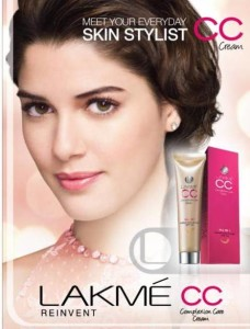Lakme Complexion Care CC Cream ~ Photos and Details