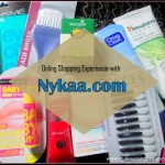 Nykaa.com Online Shopping Site Review, Haul and Photos