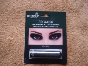 Biotique Bio Kajal Review and Swatches