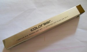Colorbar I Define Eye Pencil Moss Green 004 Review