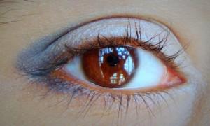 Every Day Office Wear Blue Eye Makeup Look