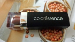 Coloressence Mesmerising Lipstick Summer Look Review, Swatch and LOTD