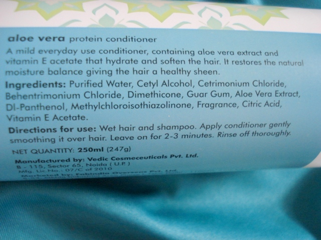 Conditioner-Ingredients