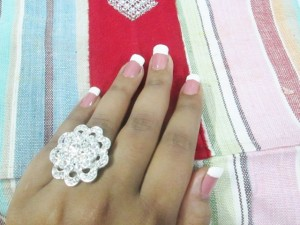 How to Do Proper French Manicure At Home? – Photo Tutorial
