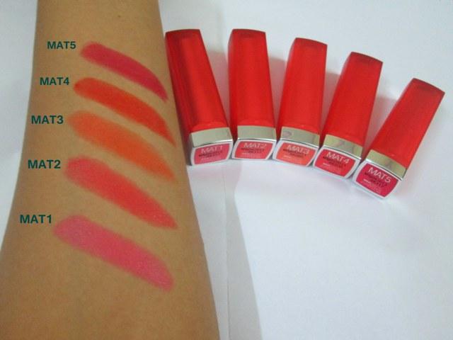 Maybelline Sensational Lipstick Matte Maybelline-all-matte-lipstick