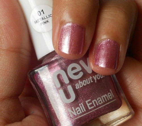 New-U-Nail-Enamel-01-Metallic-Pink