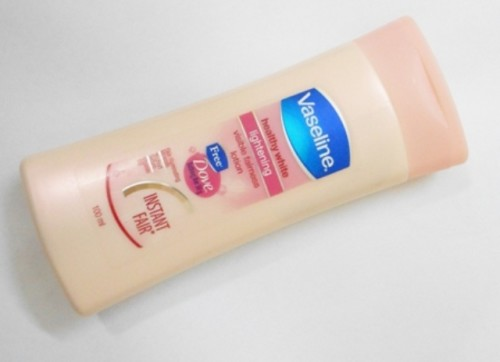 Vaseline+Visible+Fairness+Body+Lotion+Review