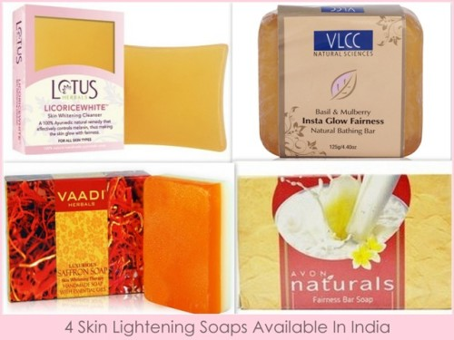 4 Skin Lightening Soaps Available in India - Makeup And Beauty Home