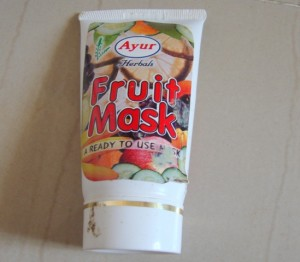 Ayur Herbals Fruit Face Mask Review