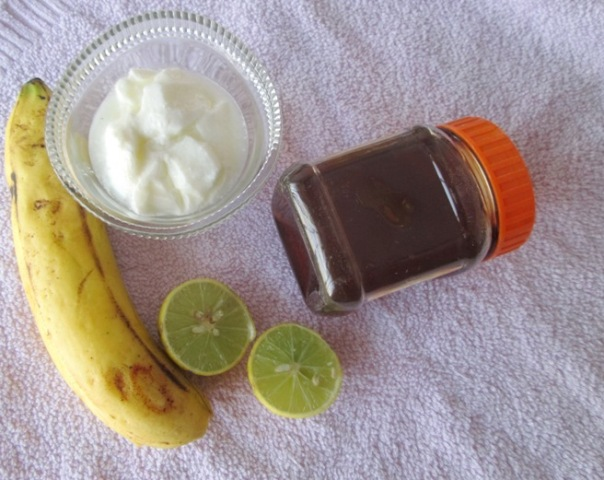 Diy Banana Hair Mask For Dry Frizzy Hair