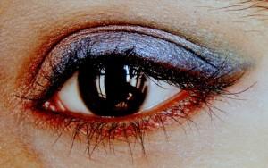 Libra Eye Makeup Look – Photos and Tutorial