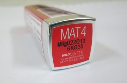 Mat-4-Maybelline