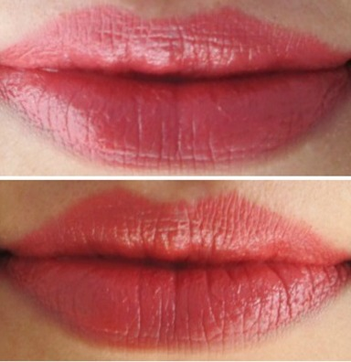 Peach-Lipstick-Colorbar-Swatch