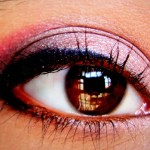 Rose Gold and Plum Eye Makeup Tutorial