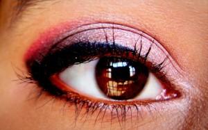 Rose Gold and Plum Eye Makeup Tutorial