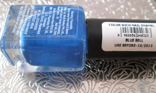 Streetwear-Color-Rich-Nail-Enamel-Blue-Bell-Review-3