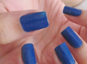 Streetwear Color Rich Nail Enamel Blue Bell Review