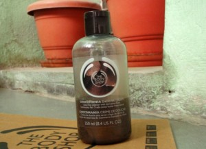 The Body Shop Chocomania Shower Cream Review