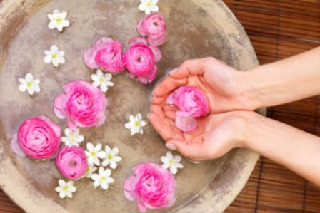 skin benefits of rose water