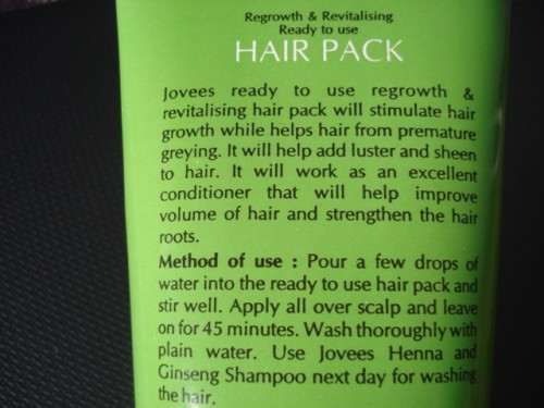 Jovees-Regrowth-and-Revitalising-Hair-Pack-Review-2