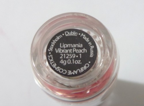 oriflame-vibrant-peach