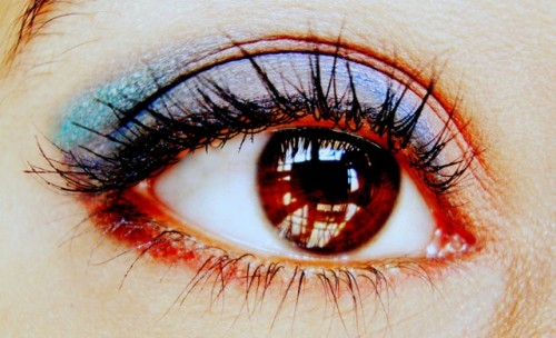 eye makeup without primer