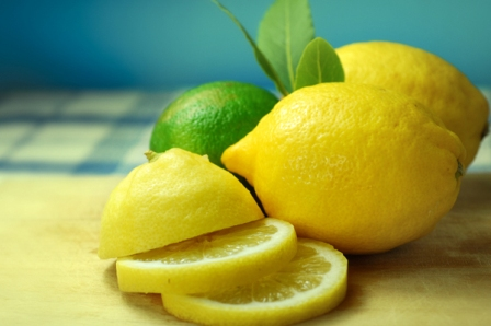lemon juice fairness