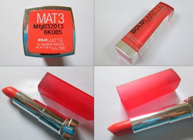 Maybelline Sensational Lipstick Matte Maybelline-bold-matte-lipstick