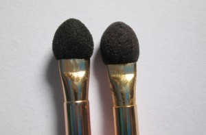 Audrey's Eye Applicator Brush Review