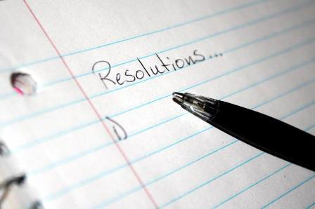 new year beauty resolutions 2014