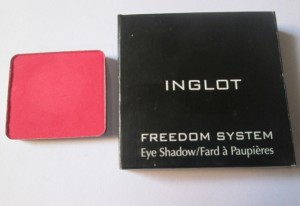 Inglot Freedom System Eyeshadow Matte Square 382 Review and EOTD