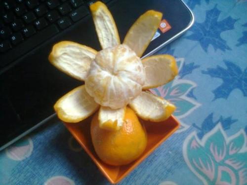 diy beauty recipes with orange